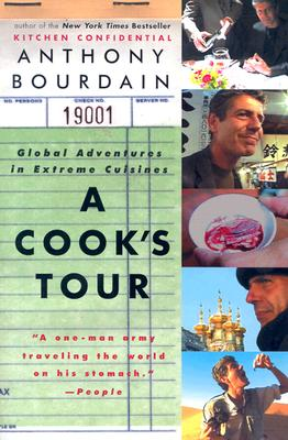 A Cook's Tour By Bourdain, Anthony