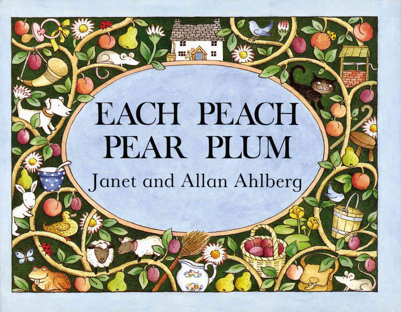 Each Peach Pear Plum By Ahlberg, Janet
